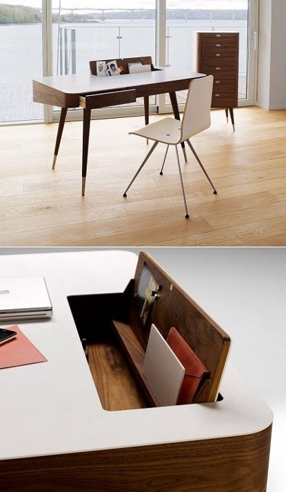 retro desk #furniture_design