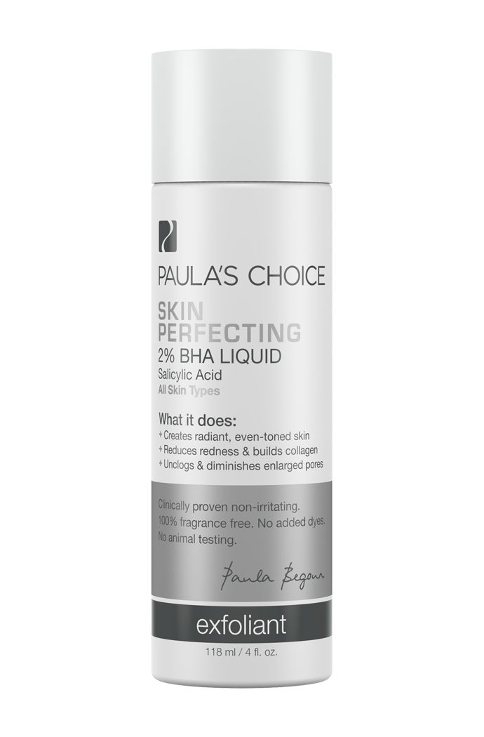 Paula's Choice Skin Perfecting 2% BHA Liquid - Exfoliating acid toner, works best with ph lower than 3.5