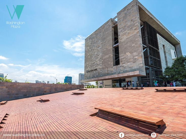 Museo del Caribe - Barranquilla, Colombia. http://bit.ly/2gDpIMk