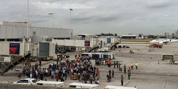Gunman kills five, wounds eight at Ft. #Lauderdale airport