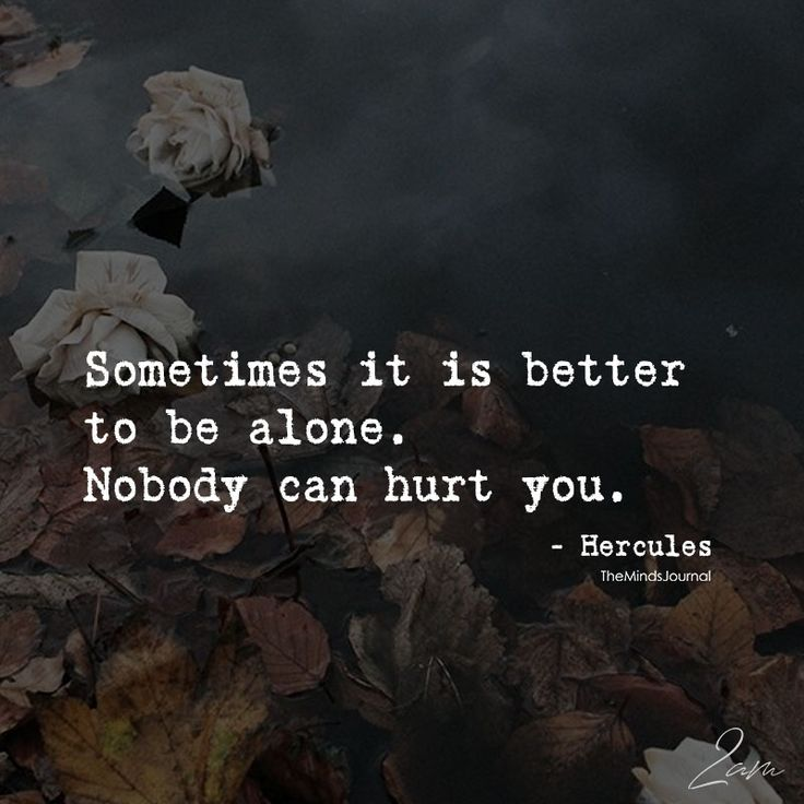 Better Off Alone Sad Quote: Best 25+ Sad Quotes Ideas On Pinterest