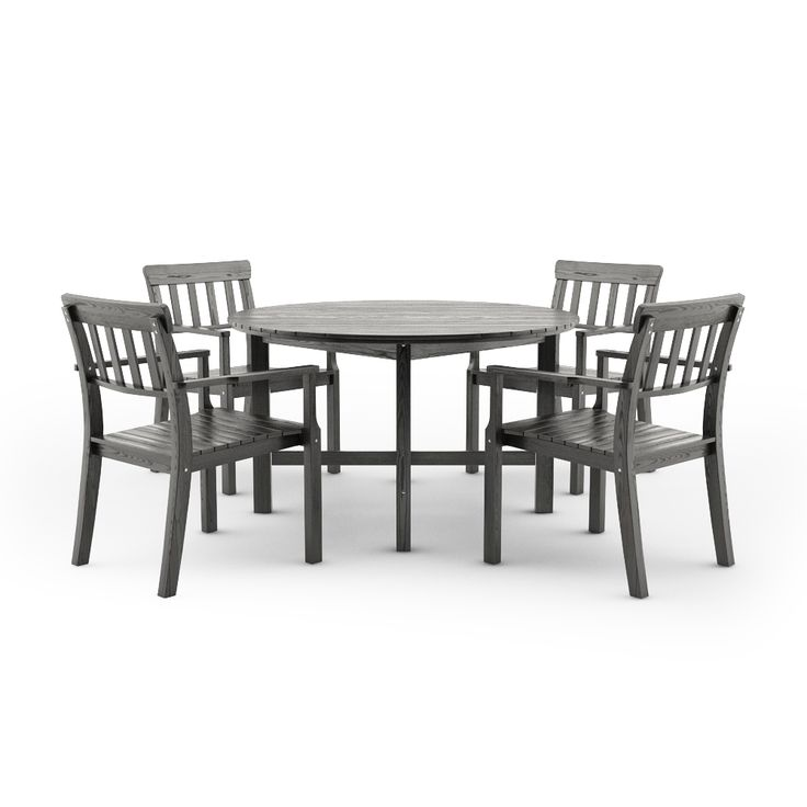 23 Best Free 3d Models Ikea Angso Outdoor Furniture Series