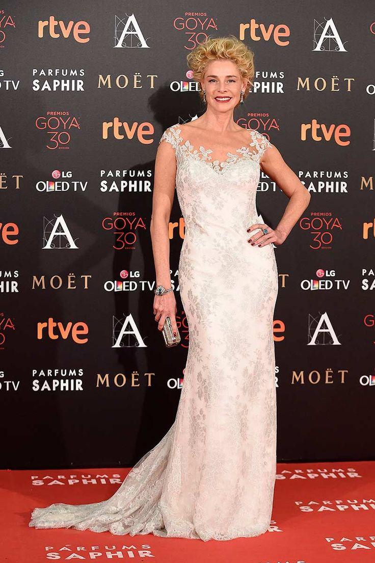 Premios Goya 2016. Belén Rueda de Rosa Clará