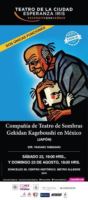 ¡Puro Teatro! Todo el Teatro: Teatro japonés familiar en el Iris