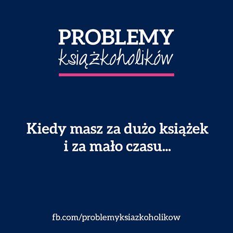 Odwieczne Problemy książkoholików ;-)