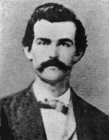 Doc Holliday (American gambler/gunfighter/dentist). He is most noted as being a friend of Wyatt Earp and involved in the shoot-out and killings at the O.K. Corral in Tombstone, Arizona. He was embroiled in ensuing shoot outs and killings in the west. Great Reads from Exceptional Authors at http://wildbluepress.com. True crime, thrillers, mystery and business books.