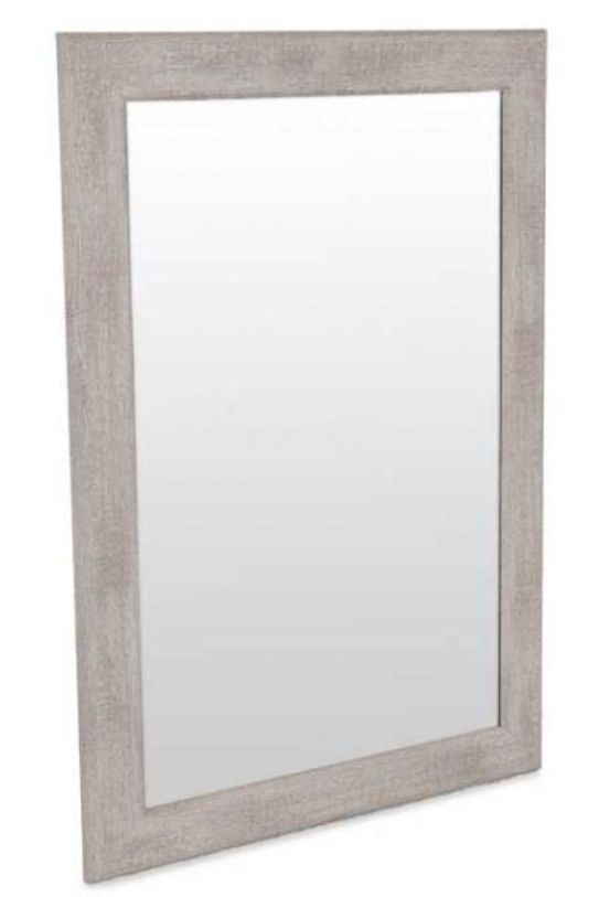 The Reclaimed Post Wall Mirror Built In House By American Furniture  Warehouse In Englewood, Colorado