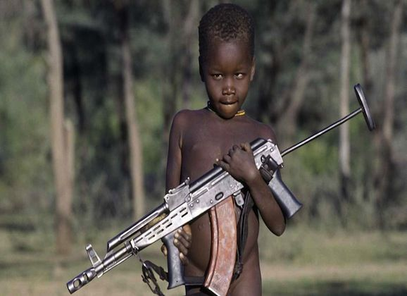 10 Unbelievable Facts about Child Soldiers in Uganda