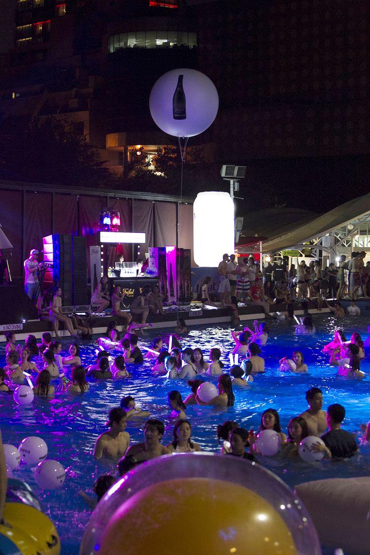 2014 Freixenet Pool Party