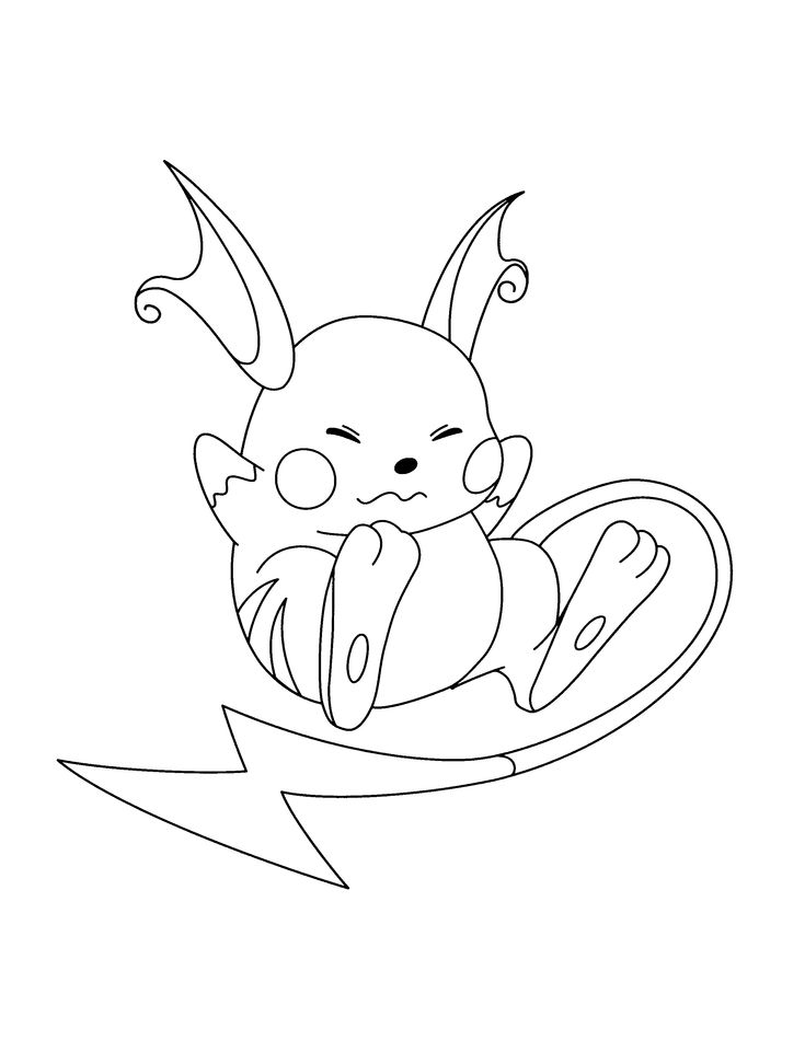 stantler pokemon coloring pages - photo#44