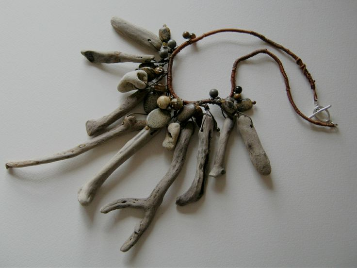 driftwood sticks and wrapped cord judy corlett
