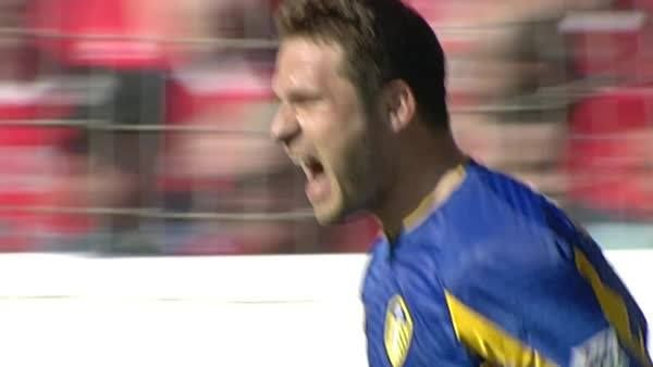 Leeds United were at their brilliant best on this day in 2003, courtesy of Mark Viduka, Harry Kewell and Ian Harte
