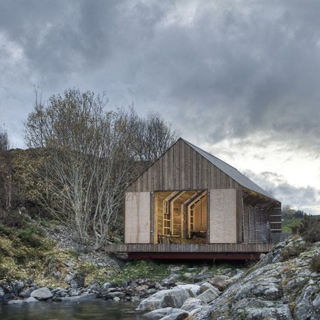 Maison en bois Norvège 9