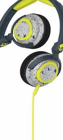 Skullcandy Lowrider On-Ear Audio Headphones with Microphone - Dark Grey/Light Grey/Hot Lime No description (Barcode EAN = 0878615067578). http://www.comparestoreprices.co.uk/december-2016-week-1-b/skullcandy-lowrider-on-ear-audio-headphones-with-microphone--dark-grey-light-grey-hot-lime.asp