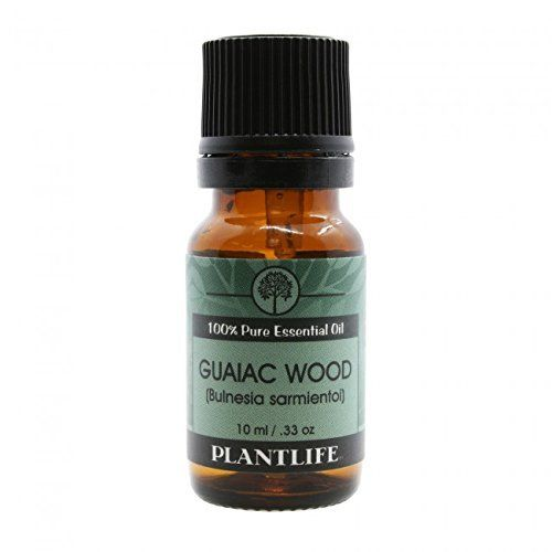 Guaiac Wood 100 Pure Essential Oil  10 ml >>> You can find out more details at the link of the image.