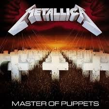 Master of Puppets is the third studio album by American heavy metal band Metallica. It was released on March 3, 1986 by Elektra Records.[1] Recorded at the Sweet Silence Studios with producer Flemming Rasmussen, it was the first Metallica album released on a major record label. Master of Puppets was the band's last album to feature bassist Cliff Burton,