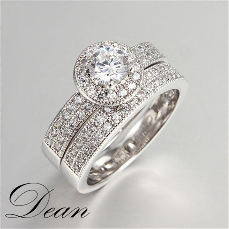 132 best Wedding Ring images on Pinterest Round diamonds