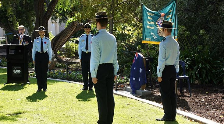 Australian Air Force Cadets: Looking to the Future