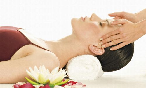 Head and Shoulder Massage A beautifully relaxing massage that targets the tension in the head, neck and shoulders.