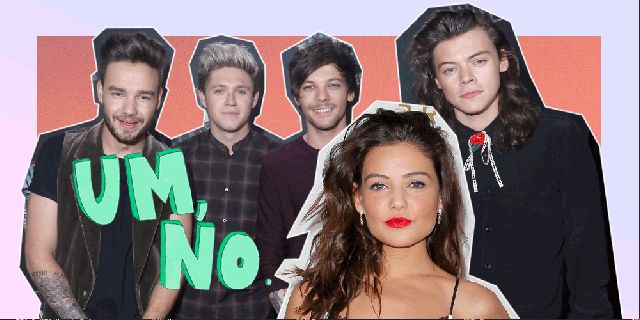 Has Louis Tomlinson's girlfriend Danielle Campbell hinted One Direction have split up?  - Sugarscape.com
