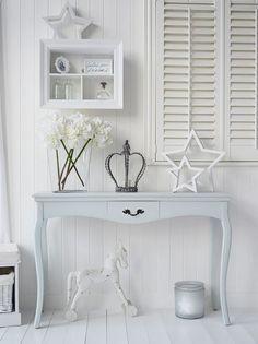 Con estas ideas para decorar el recibidor en estilo shabby chic tendrás material para iniciar tu proyecto decorativo.