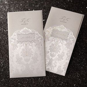 303 best wedding invitations images on pinterest lace wedding customized design charge free material 300gsm card paper customized printing 4 colors stopboris Gallery