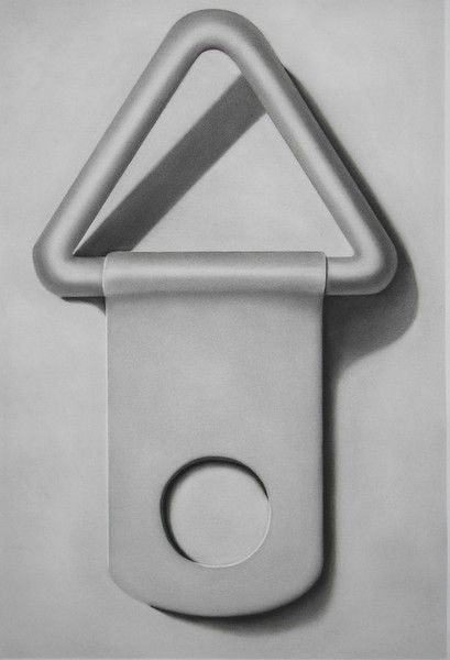 D-Ring Hanger by Richard Parker from USC Fisher Museum of Art