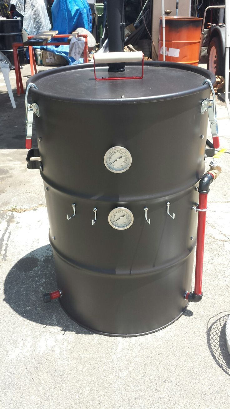 23 best uds ugly drum smoker build images on pinterest ugly drum