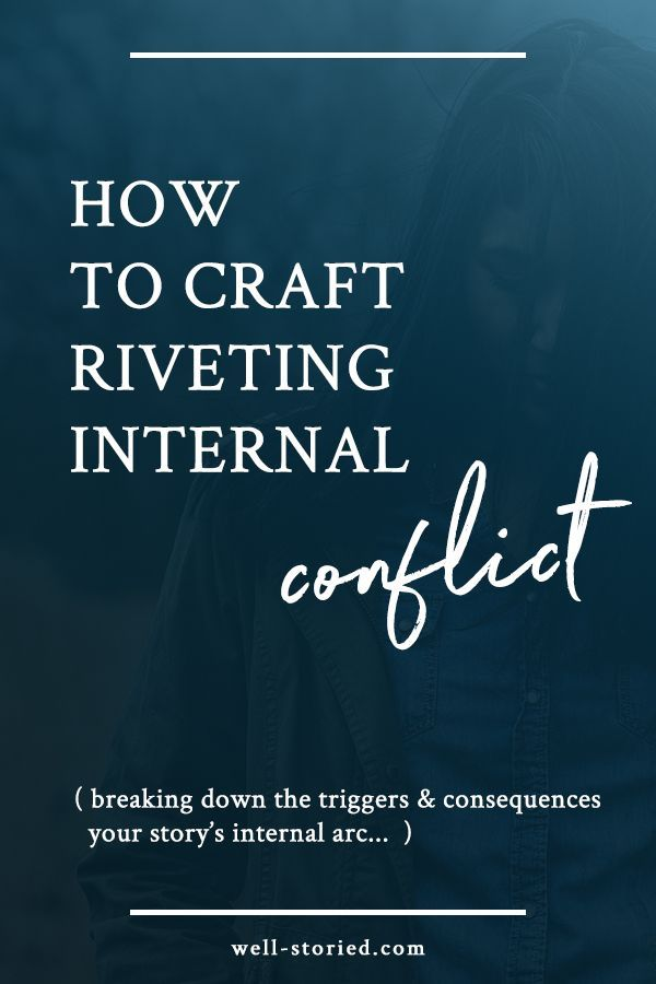 Conflict is the backbone of any good story. Learn how to craft an epic internal arc brimming with emotional consequences that will keep your readers hooked today!