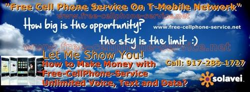 """""""Limited Space Get Yours Now""""  Free-Cellphone-Service On T-Mobile Network!  Ever Wondered How Your Life Might Change If You Can Eliminate Your Monthly Cell Phone Bills With Free-Cellphone-Service?  Visit Website for More Info:               http://free-cellphone-service.net"""