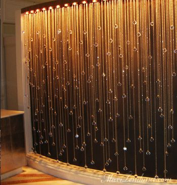 Luminaire Kentfield : Une Cascade de Lumière