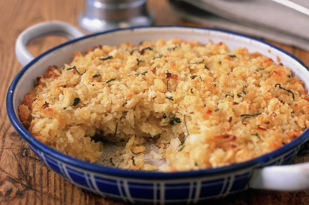This sage and onion stuffing is the perfect veggie option that the whole family will love.