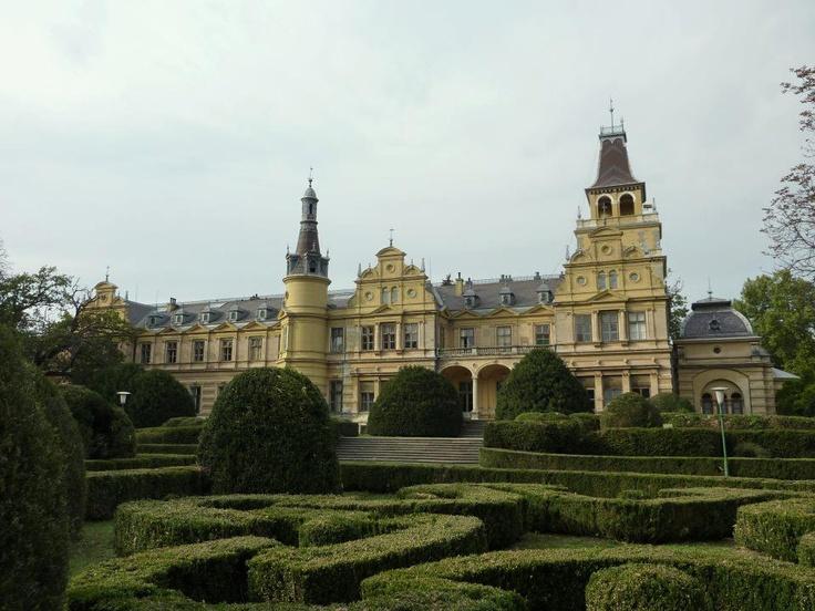 szabadkígyós, Wenckheim castle,Békés Hungary ph_ MÁk Attila