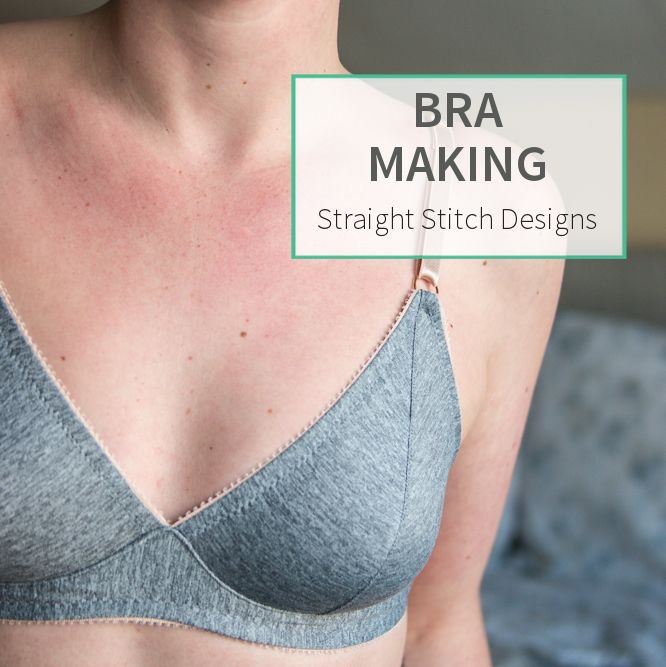 When I decided to add a little bra making to my list of sews for Sew the Year February I was nervous it was going to be a bit of a disaster.  I mean, I have been putting this pattern off for 2 years, so it must be a hard as I had built it up …