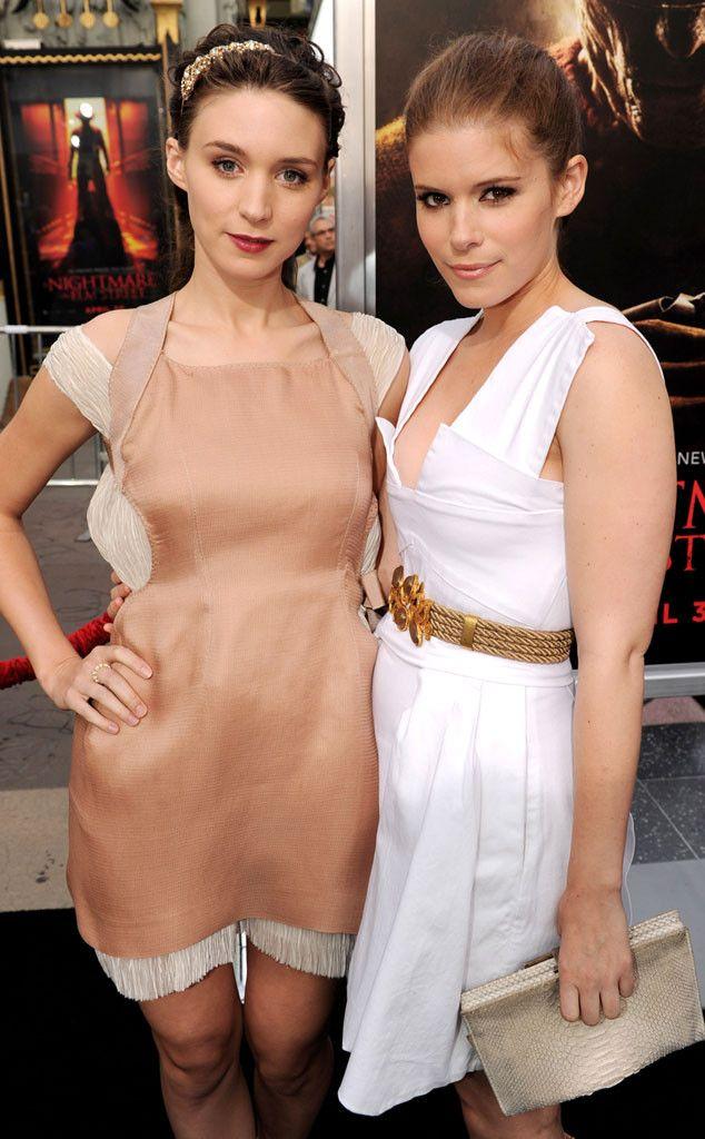 Kate & Rooney Mara