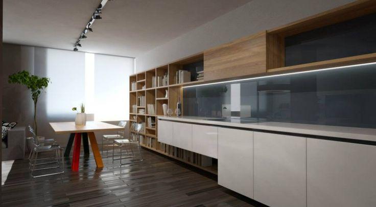 Architekti on:off ~ Interior design #kitchen www.onoff.sk