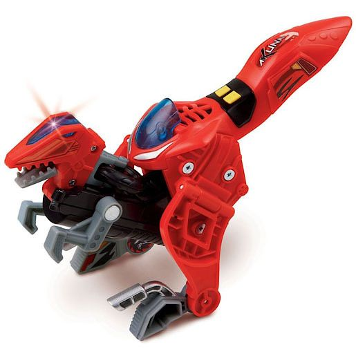 VTECH Switch and Go Dinos - Akuna the Velociraptor Akuna the Velociraptor is super speedy but you can transform him into an ever faster superbike with this VTech Switch and Go Dinos toy. This 2-in-1 toy for children aged three and up is packed with fe http://www.comparestoreprices.co.uk/educational-toys/vtech-switch-and-go-dinos--akuna-the-velociraptor.asp