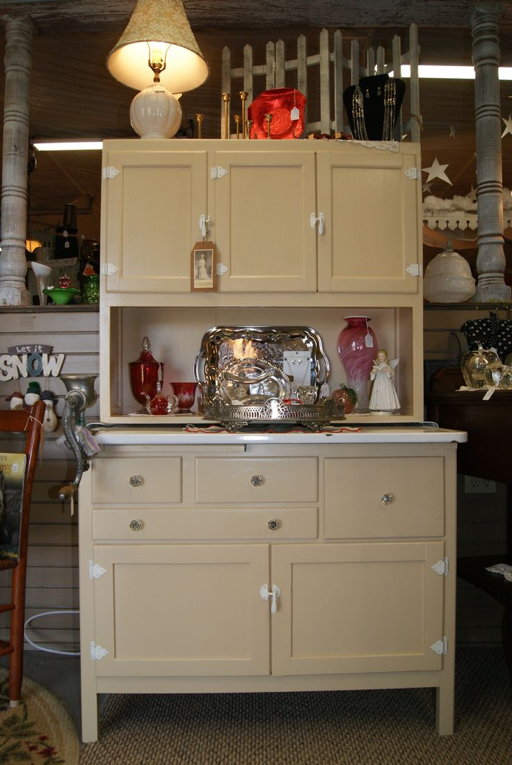 Apartment Size Hoosier Cabinet