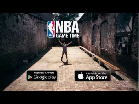 NBA Game Time the official app | TheAppzine