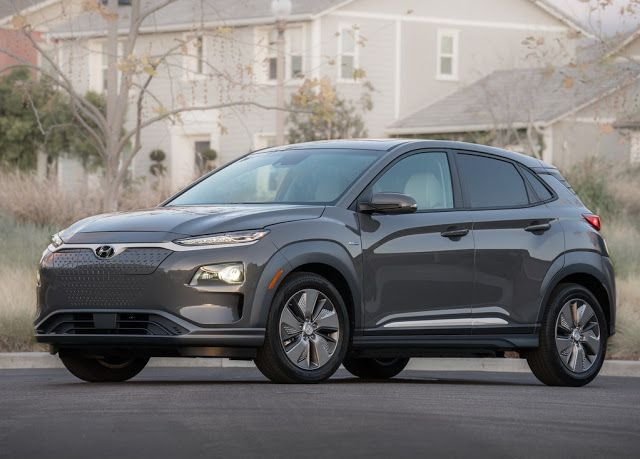 2019 Hyundai Kona Electric Electric Cars Hyundai Canada Car