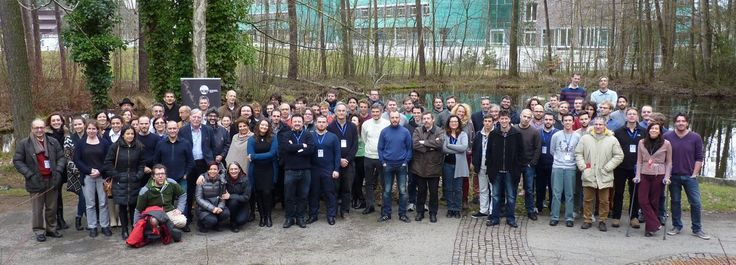 Researchers of #KM3NET and ANTARES at #ECAP of @UniFAU in Erlangen, Germany.