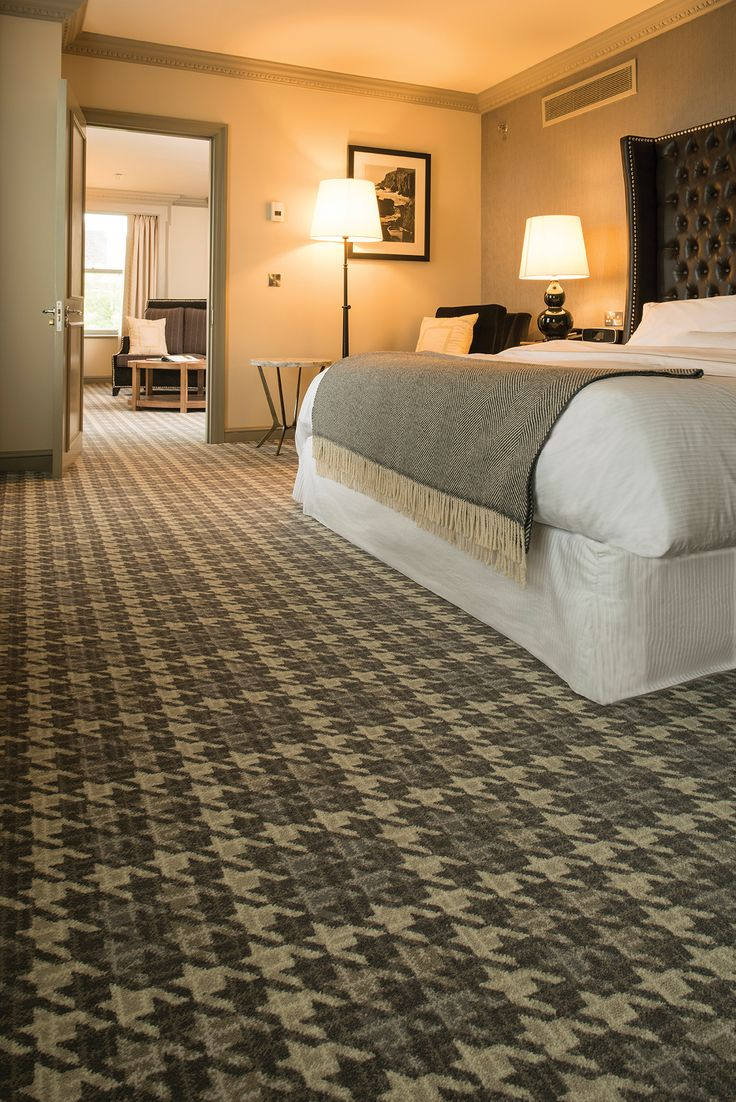 Ulster carpets fusion tone marquee in the westin hotel dublin