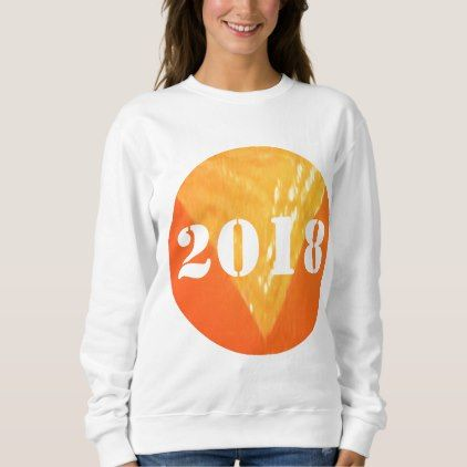 2018 Women's Basic Sweatshirt Brave any outdoor - anniversary cyo diy gift idea presents party celebration