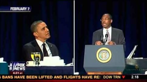 GOP Debate=> Dr. Ben Carson: After I Spoke Out Against Obamacare – I Was Audited by Obama IRS (Video)