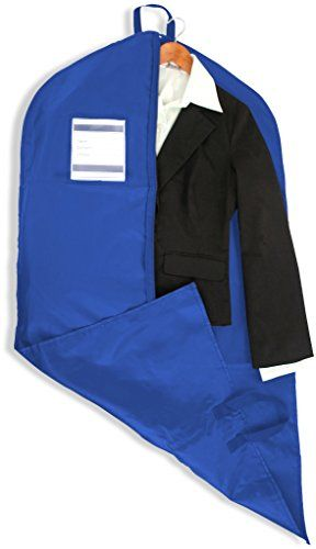 DDI 1922706 Garment Bag Royal ** Be sure to check out this awesome product.