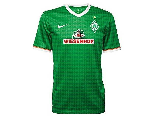 Werder Bremen - New Home Trikot Season 2013/2014