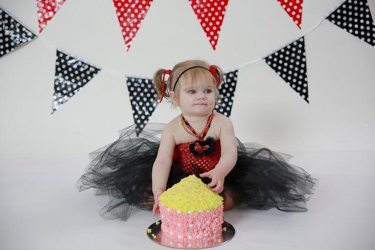 Lexi's 1st Birthday Cake Smash Session