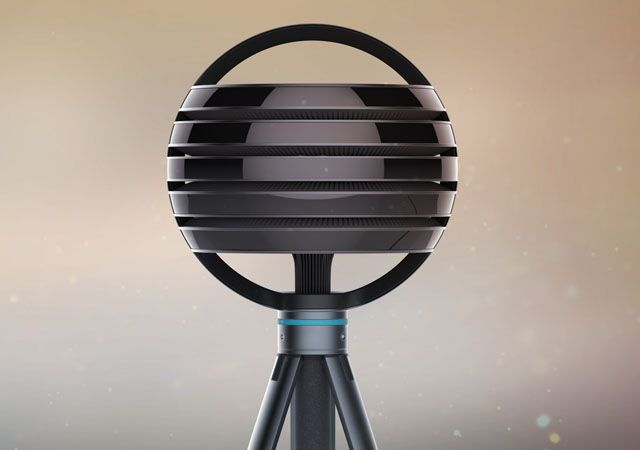 Lytro Immerge is the World's First Light Field Camera for Virtual Reality