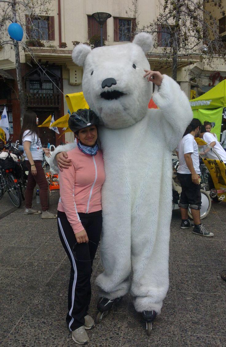 FOTO #ICERIDE CHILE @GreenpeaceCL
