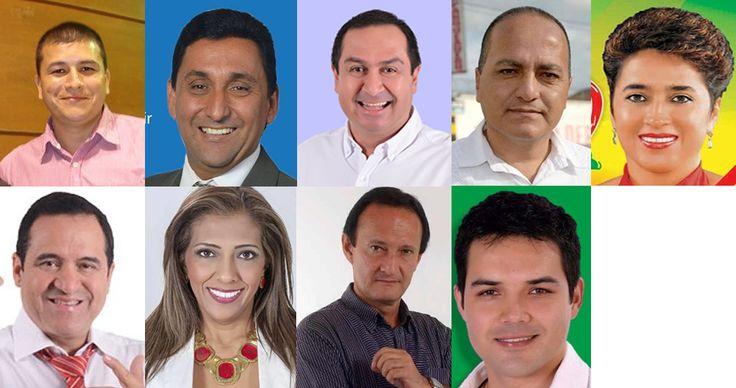 Encuesta virtual precandidatos alcaldía de Tuluá 2015. | www.encuesta.com.co